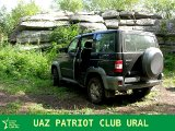 uaz patriot wallpaper